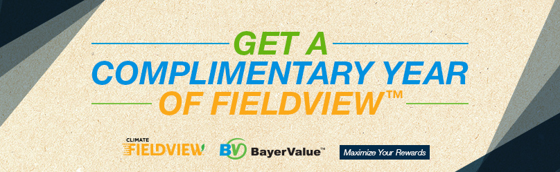 Get a complimentary year of Fieldview