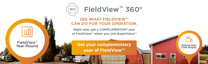 Climate FieldView 360 experience
