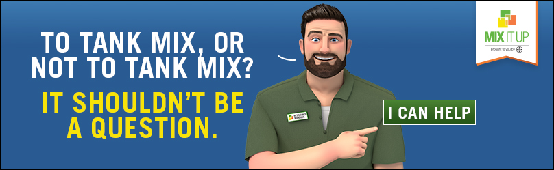 To Tank Mix, Or Not To Tank Mix? It Shouldn't Be A Question | Mix It Up