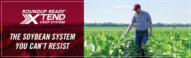 The Soybean System You Can't Resist | Roundup Ready Xtend Crop System