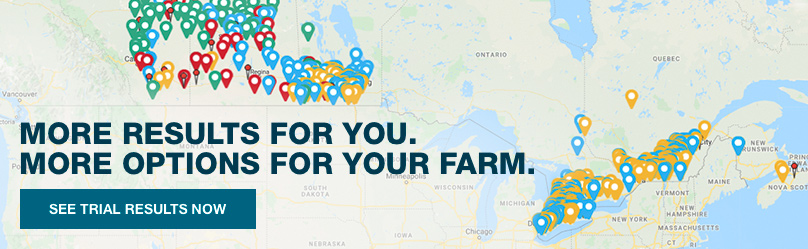 More results for you. More options for your farm.