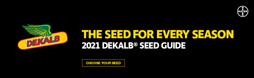 The Seed for Every Season. 2021 Dekalb Seed Guide