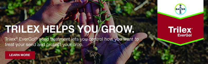 Trilex helps you grow. Trilex EverGol.