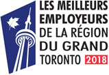 Greater Toronto's Top 2018 Employers logo