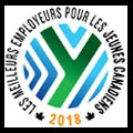 Canada's Top Employers for Young People 2018 logo