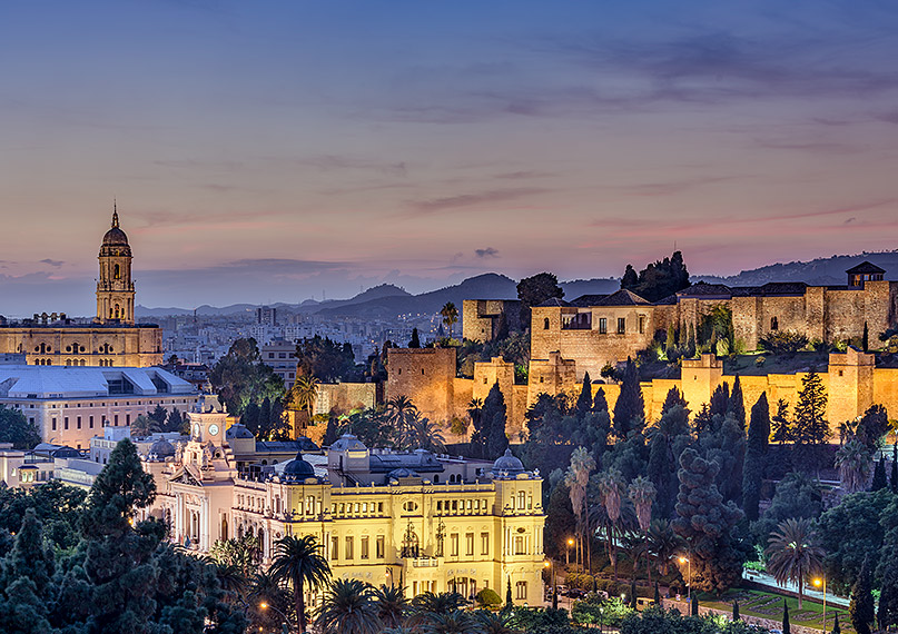 The next Grower Rewards trip will take grower to the city of Málaga in Spain.