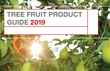 Tree Fruit Product Guide