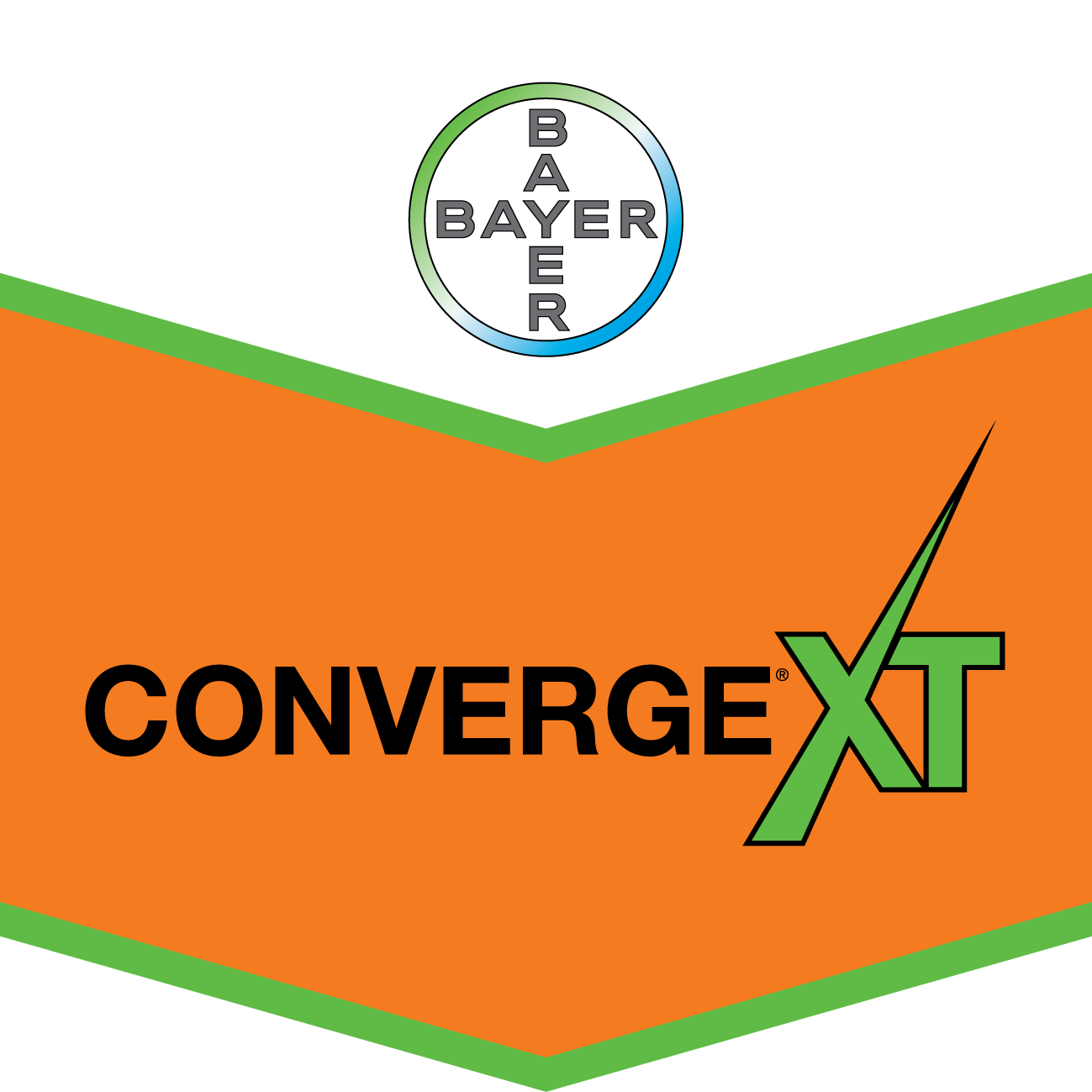 Bayer ConvergeXT logo