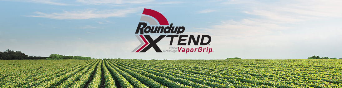 Herbicide Roundup Xtend