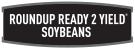 Logo soya Roundup Ready 2 Rendement
