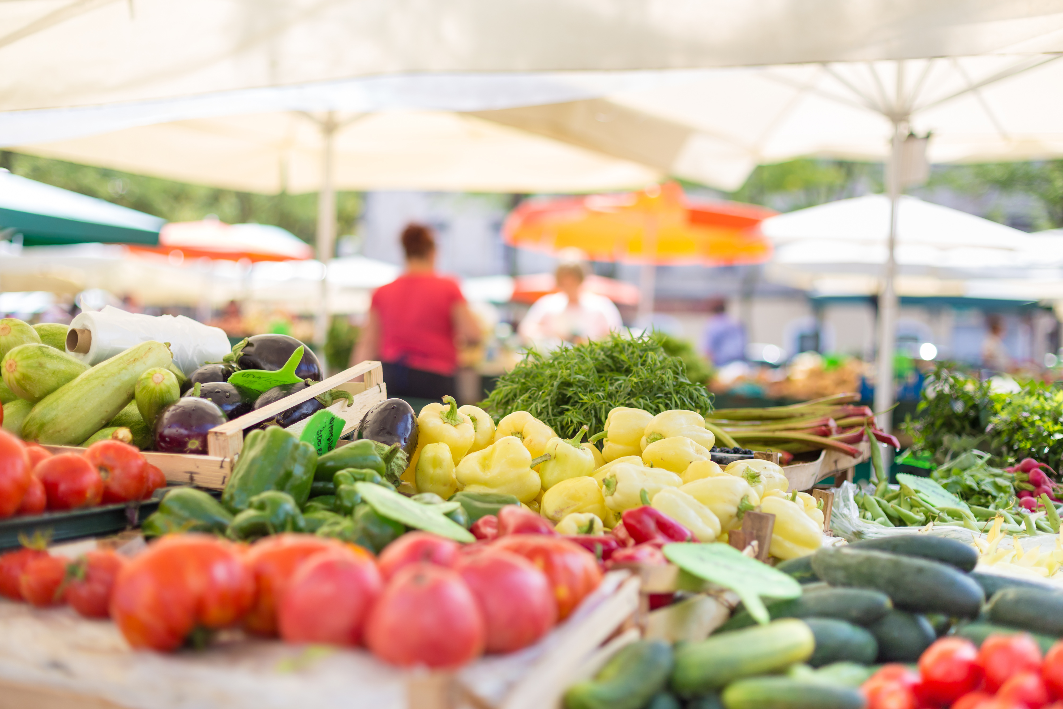 Consumers shopping for produce are increasingly concerned about the safety of their food.