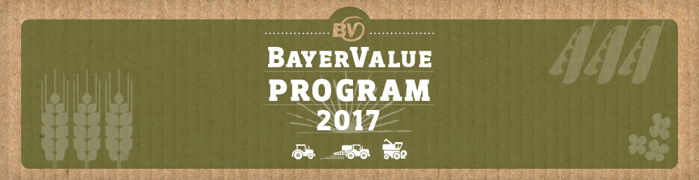 BayerValue Program 2016